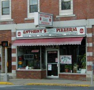 Anthonys Italian Pizzeria
