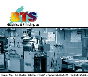 BTS Graphics & Printing
