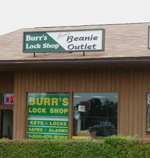 Burrs Lock Shop