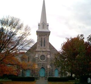 Center Congregational Church - Torrington