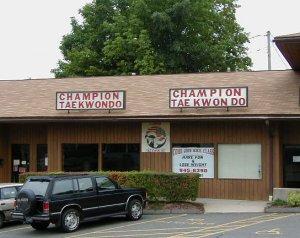 Champion Tae Kwon Do Academy