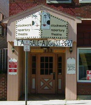 Clockwork Repertory Theatre