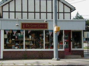 Corner Curio