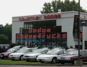 Courtney Dodge