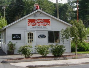 Dave's Auto Upholstery