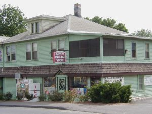 Davis Street Package Store