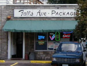 Falls Avenue Package Store