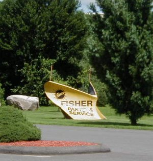 Fisher Parts and Service