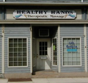 Healthy Hands Therapeutic Massage