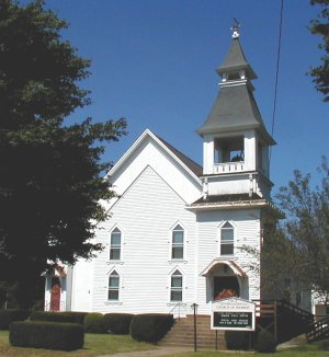 First Congregational Church of Hebron