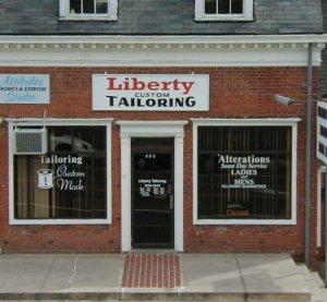 Liberty Custom Tailoring