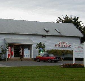 Morris Spirit Shop
