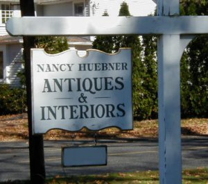 Nancy Huebner Antiques & Interiors