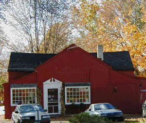 Red Barn Thrift Shop