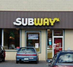 Subway Sandwiches & Salads