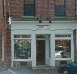 Talbots Inc