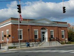 Thomaston Post Office