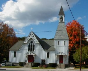 Trinity Episcopal Church - Thomaston