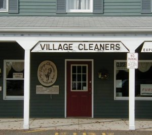Village Cleaners & Something