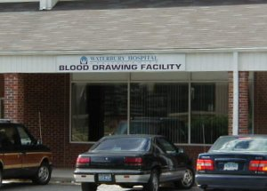 Waterbury Hospital - Blood Drawing Facility