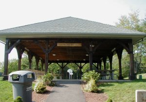 Watertown Lions Pavilion at Veteran's Park